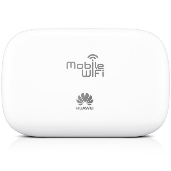 Huawei E5330 achterkant