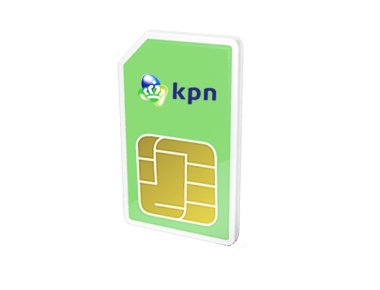 Kpn prepaid internet simkaart