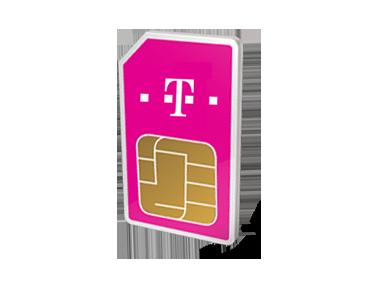 T-mobile prepaid internet simkaart
